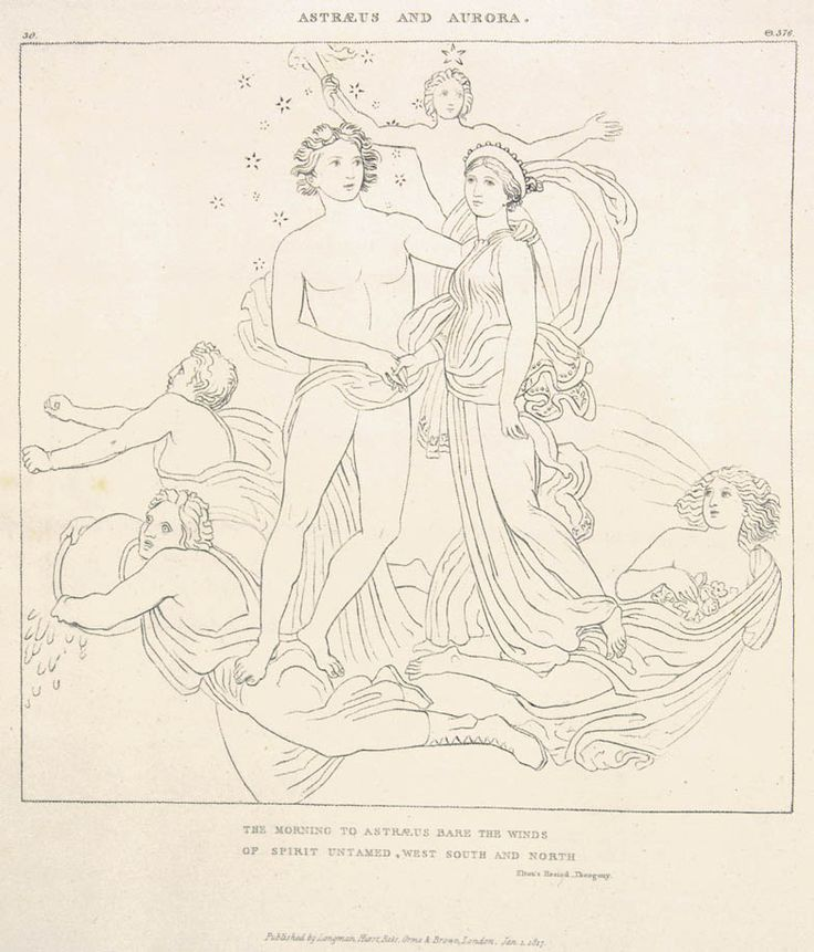 John Flaxman, Compositions From the Works Days and Theogony of Hesiod, copy 1…