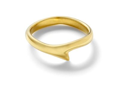 Eva Fehren Thorn Ring in 18k