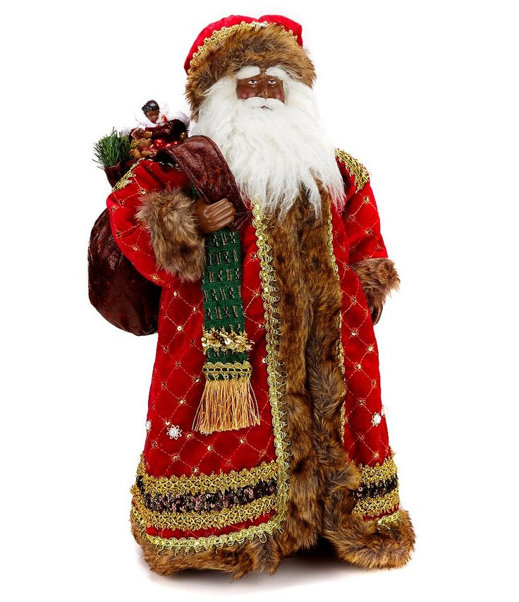 Images about african american old world santas on