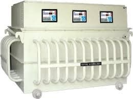 Servo Voltage Stabilizers are used to maintain the voltage level in significant appliances like motors lab equipment, medical equipment, electrical equipment, CNC machines etc. These stabilizers connect the AC voltages that are not stabilized and at one point when it dips the other point raise the voltage output so that the fluctuation of voltages does not interrupt the function of the appliances.