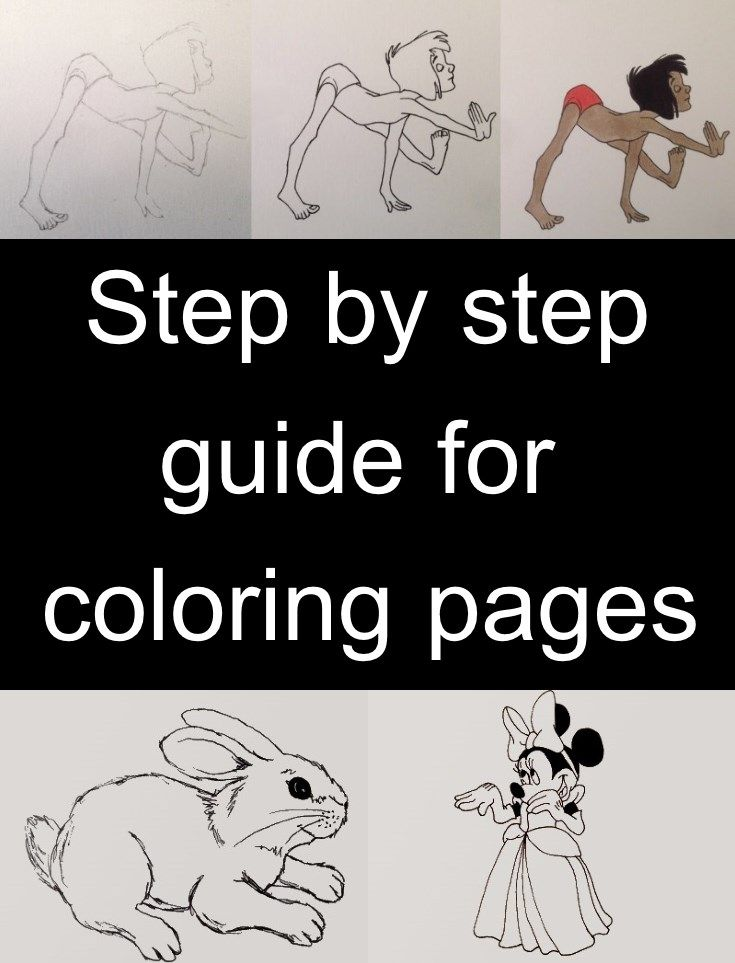 Create Your Own Coloring Pages In 2 Steps Who Are The Tsum Tsum And
