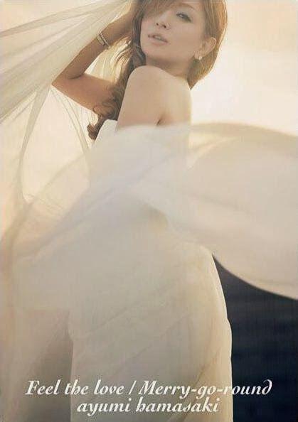 Feel the love / Merry go round [] http://vimeo.com/83203813 [] ▶ http://www.jpopsuki.tv/video/ayumi-hamasaki---Feel-the-love/86701bdde72cca3f0aea956abca9ed47 https://soundcloud.com/julius89/ayumi-hamasaki-feel-the-love