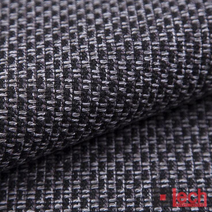 tkanina meblowa MAJORKA:)  Tkanina z poliestru o ciekawej w dotyku strukturze. Dostępna w klasycznych kolorach – szarościach, graficie oraz czerni. Materiał uniwersalny, idealny jako tło dla mocniejszej aranżacji lub nietypowego kształtu mebla.  #tkanina #modern #fabrics #lech_moder_fabrics