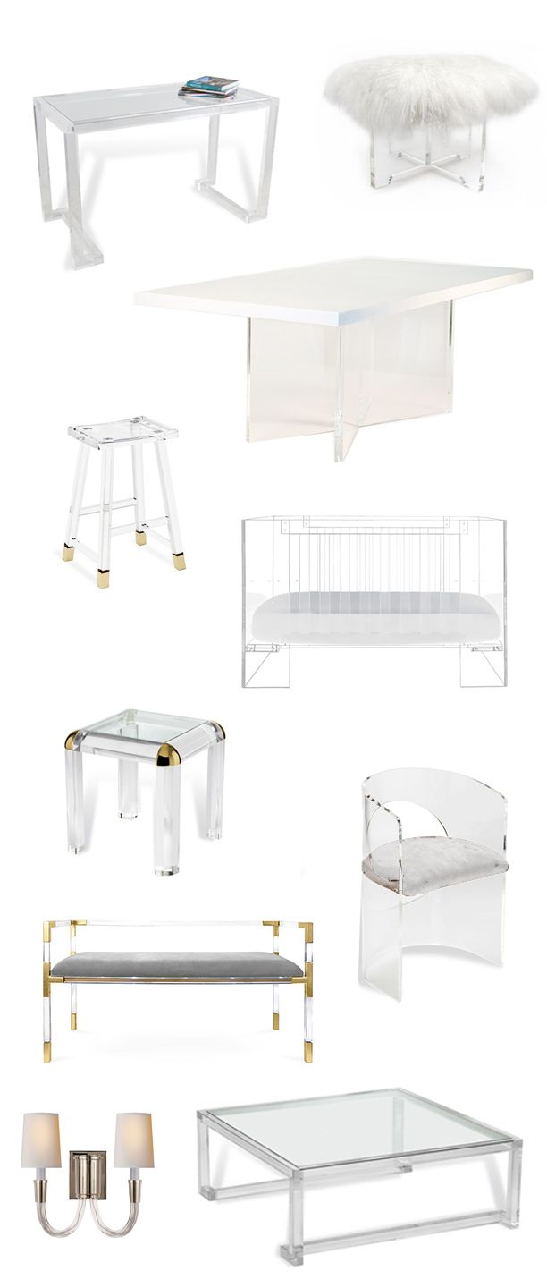 the 25 best acrylic coffee tables ideas on pinterest acrylic