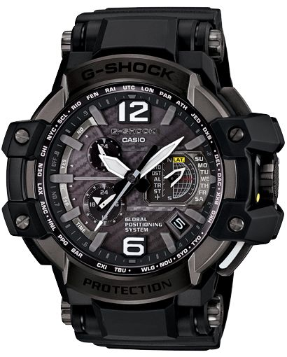 Watch Reviewer Ryan Johnson @ry_thewatchguy talks about the All-New Casio G-Shock GRAVITYMASTER Solar GPS GPW1000.