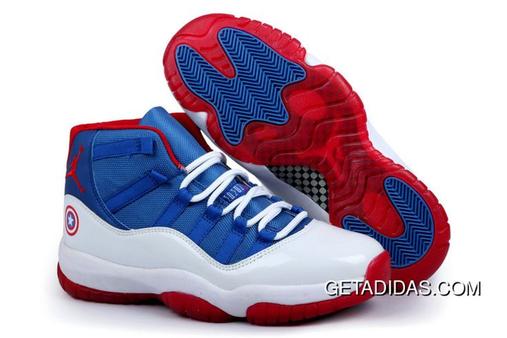 https://www.getadidas.com/s-air-jordans-11-xi-red-white-blue-topdeals.html S AIR JORDANS 11 XI RED WHITE BLUE TOPDEALS Only $78.16 , Free Shipping!