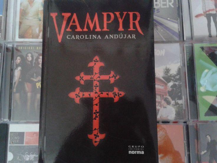 """Vampyr"" escrito por Carolina Andújar:"