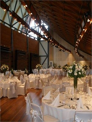 National Wine Centre of Australia Wedding Venue