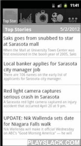Sarasota Herald-Tribune  Android App - playslack.com , Take news from the Herald-Tribune with you on the go.Follow all the top stories and breaking news along with the latest in local news, events, sports, business, entertainment, politics, arts, health, real estate, and opinion. Also features local and national photo galleries and local movie theater showtimes.