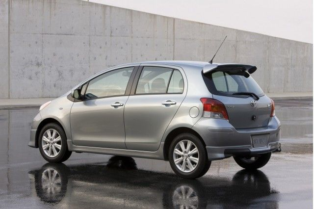 2010 Toyota Yaris Review Ratings Specs Prices And Photos The Car Connection Yaris Toyota Hatchback