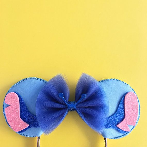 Stitch Mouse Ears Lilo and Stitch Ears Stitch by GreatestAdventure