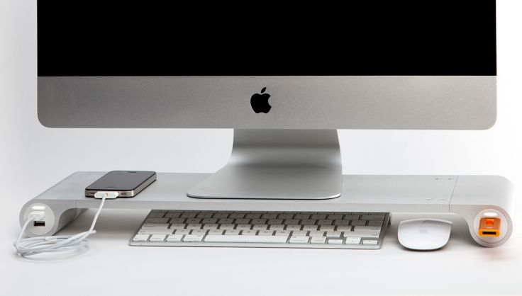 Space Bar - More Space, More Ports, Less Clutter #mac #apple #gadget  $79.99