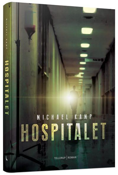 #bookcover #byme #brethdesign #thehospital #hospitalet #michaelkamp