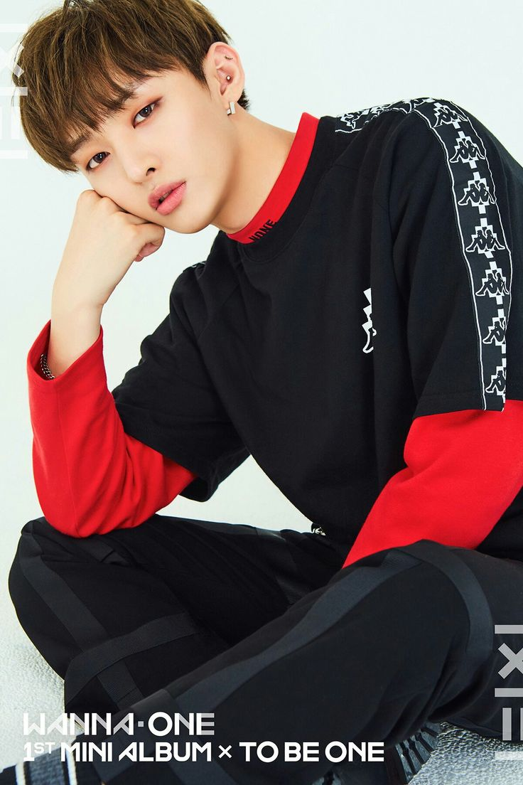 Wanna One 1×1=1 1st Mini Album × To Be One  Yoon Jisung  Sky ver.