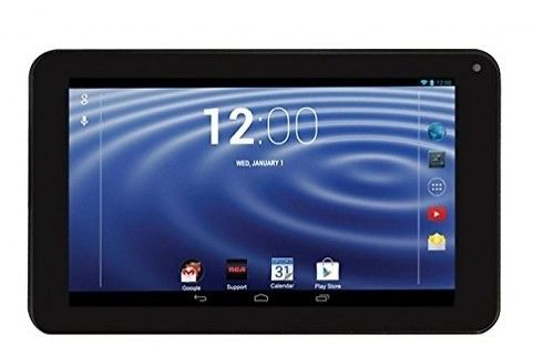 """RCA 7"""" Android Tablet Black 4.2.2 Jelly Bean, 8GB, Dual Core, WiFi Capable"""