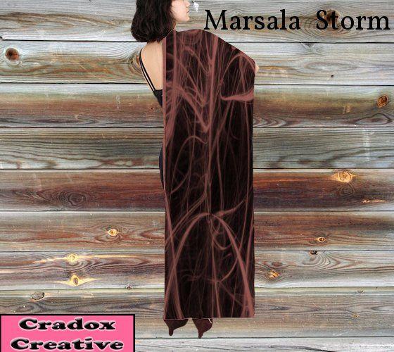 Marsala Storm Long