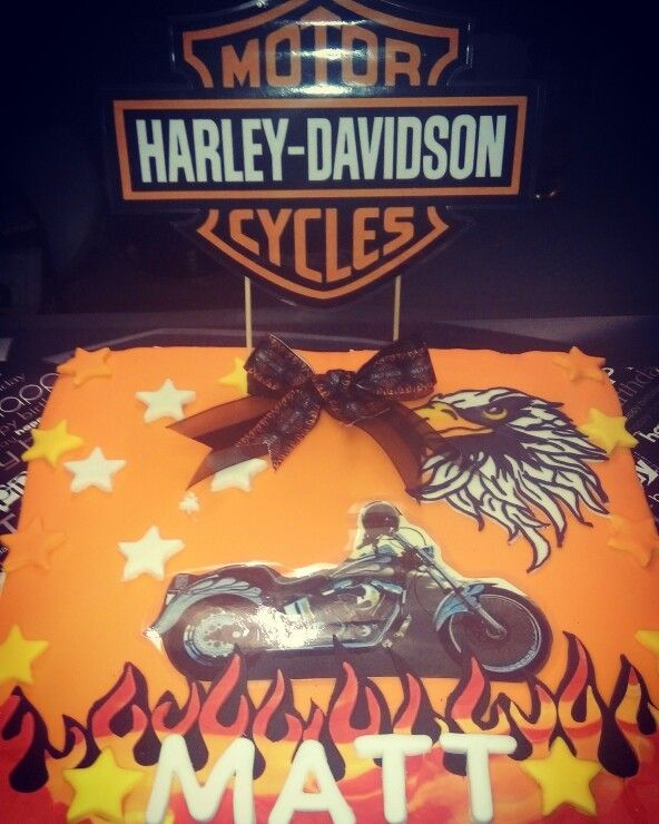 Hubbys cake i made for his 39th!