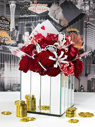 Viva Las Vegas wedding style ideas - Pretty themes - YouAndYourWedding
