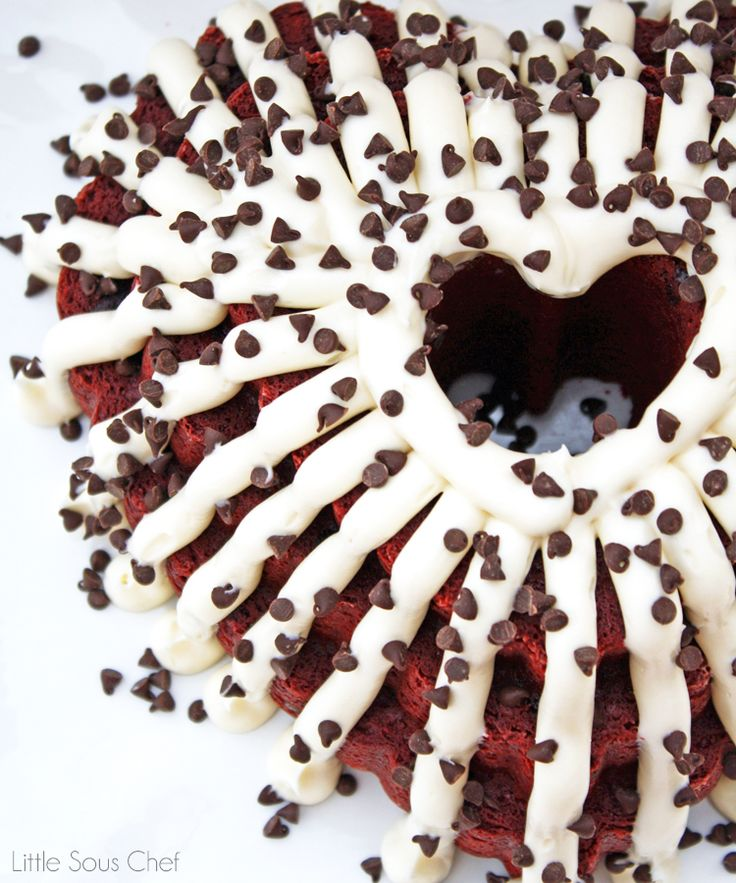Valentine's Day isn't complete with out the perfect, delectable dessert. I've been making this red velvet bundt cake for years and it's always been a big crowd pleaser. Not …