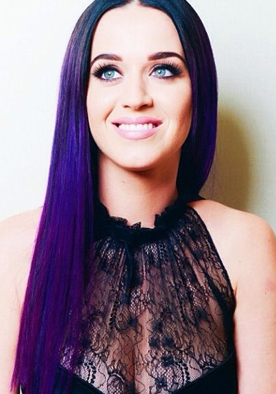 Prime 1000 Ideas About Katy Perry Purple Hair On Pinterest Purple Short Hairstyles For Black Women Fulllsitofus