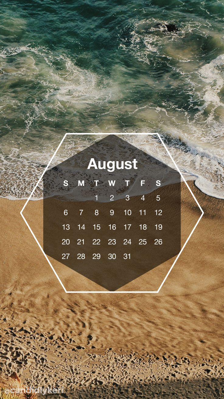 Perfect Beach Geo Shape Sand Waves August Calendar 2017 Wallpaper You Can Download  For Free On The Home Design Ideas