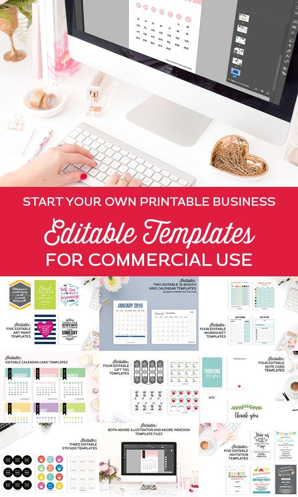 Are you a newbie graphic designer looking to start a printables