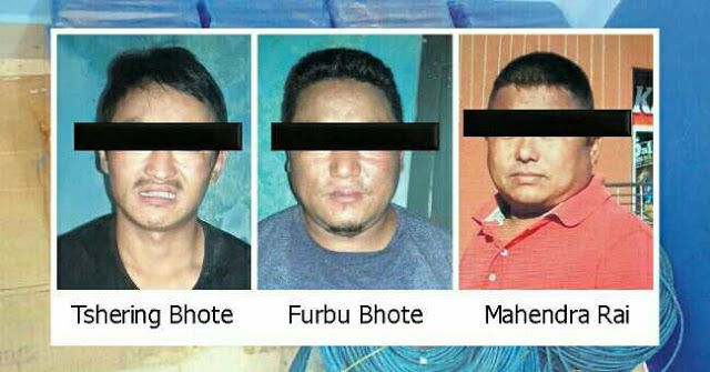 3 Indians and 3 Nepal Citizens Arrested from Siliguri with Huge Amount of Explosives   -3 were arrested in Nepal 3 in India-609 gelignite sticks 200 detonators and 640 meters of cordex wire seized-Police trying to establish their involvement with armed underground groups if any.  Nepal Police and Indian police have separately arrested six Nepali nationals accusing them of being involved in transporting huge quantity of explosives from Siliguri a city in West Bengal of India to Nepal.  Tipped…