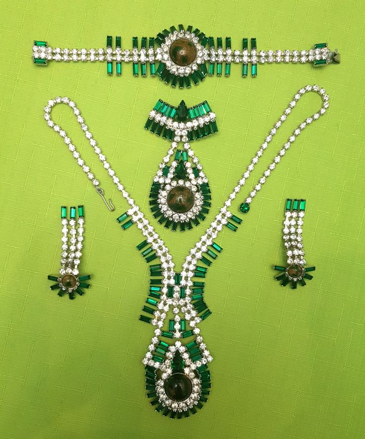 šperky art deco