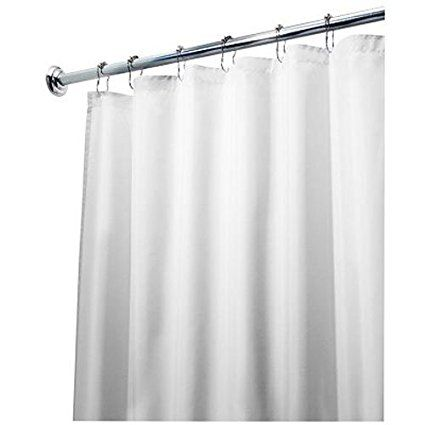Curtains Ideas 80 inch shower curtain rod : 17 Best ideas about Long Shower Curtains on Pinterest | Guest ...