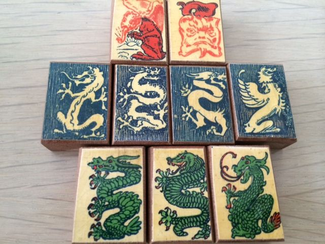 Red Dragon Tile : Best images about mah jongg tiles on pinterest coins