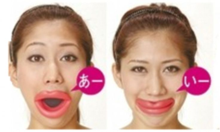 Forget plastic surgery - exercising your face with a pair of RUBBER LIPS will make you look 'youthful and vibrant', say Japanese designers......... Not what came to my mind when I saw this.