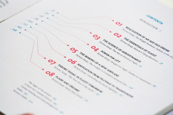 Designing The Perfect Table Of Contents 50 Examples To
