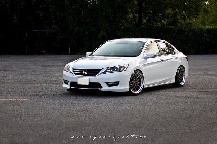 2014 Honda Accord Sport CVT \\ Tuned in