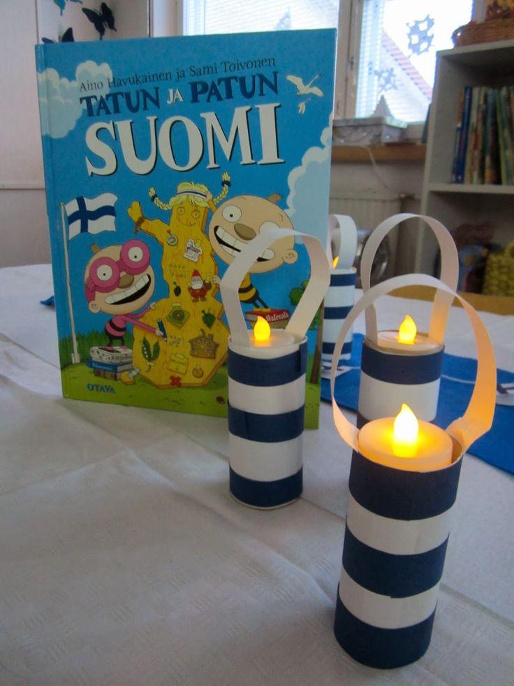 Joulukalenteri luukku 5: Open ideat: Suomea ja itsenäisyyttä