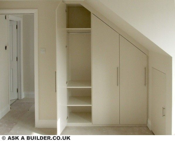 Ask A Builder- Loft Wardrobes                                                                                                                                                                                 More