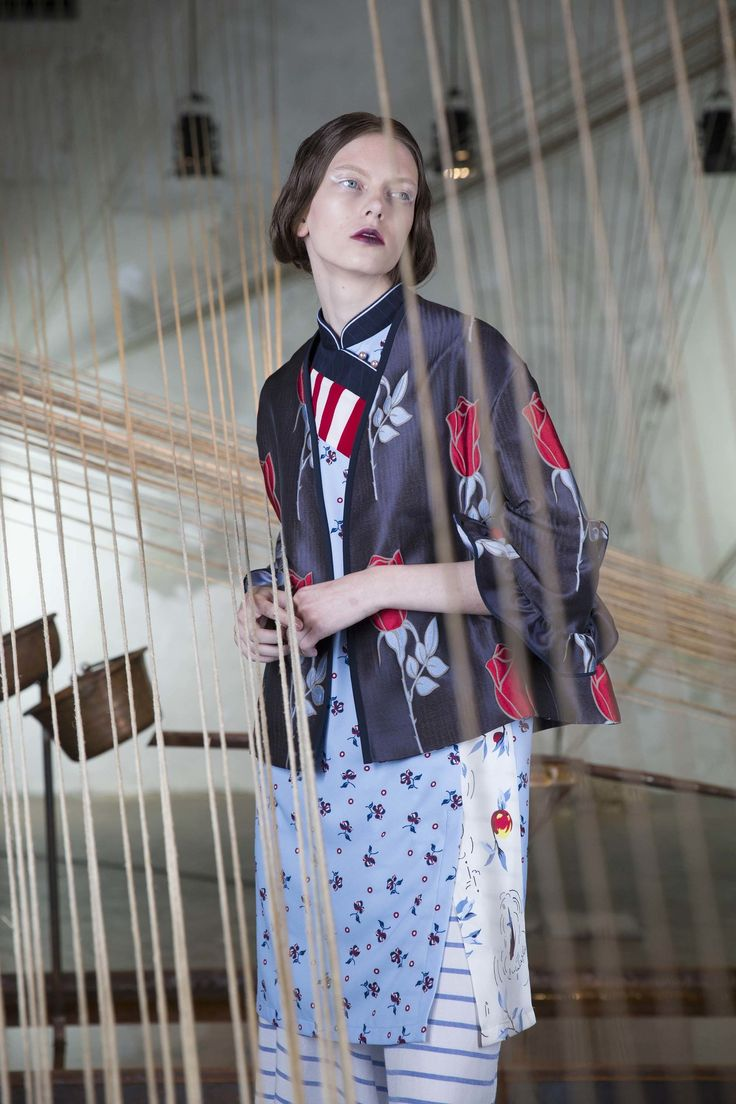 Antonio Marras Resort 2017 Fashion Show