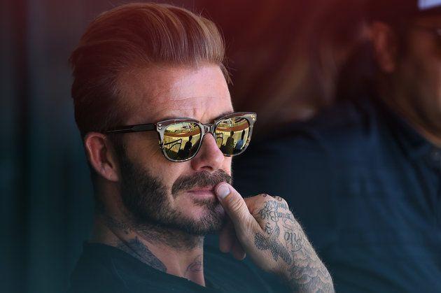 David Beckham - August 2016