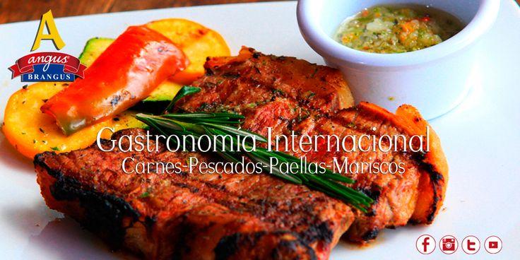 ¿Te gusta la carne? antójate de un exquisito Churrasco, asado a la parrilla y acompañado de papa asada, arepa y chimichurri.     Reservas: 2321632 - 310 7006602.  www.angusbrangus.com.co    Cra. 42 # 34 - 15 / Vía las Palmas    #AngusBrangus #nochesenmedellín #restaurantebar #parrillabar #parrilla #carnes #restaurantesmedellín #medellíntown #medellincity #medellineats #recomendadosmedellin #Medellín #ElPoblado
