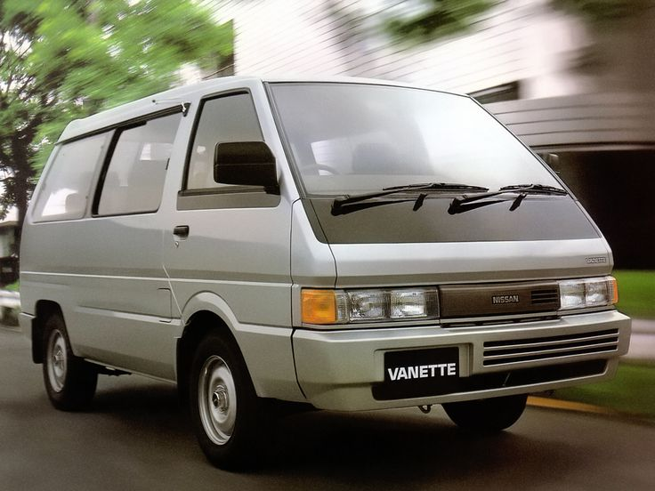Nissan Vanette Largo (C22) '1986–89