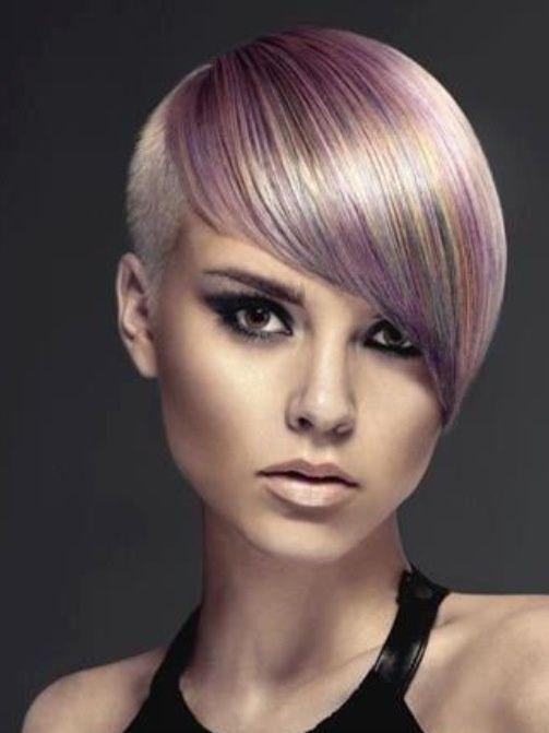 Pastel Hair Colours, using Goldwell Hair Colours