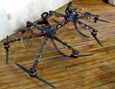 Omni Hoverboard prototype