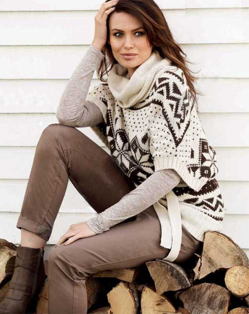 womens winter outfits | Latest Women's Fashion Trends Winter 2012 (1)