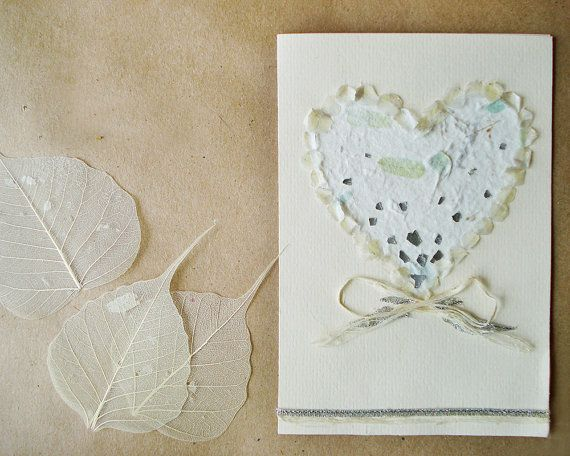 I love you card Card for Him or Her Mixed media by FloralCollage