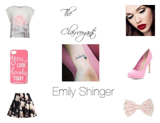 """Emily Shinger outfit three:Phone case"" by emmalokidiaries on Polyvore"