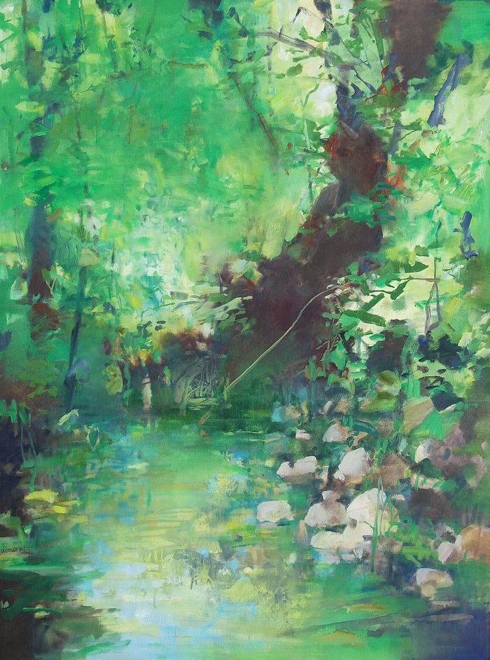 "Painter's Process - Randall David Tipton: Plein Air & ""New Landscapes"""