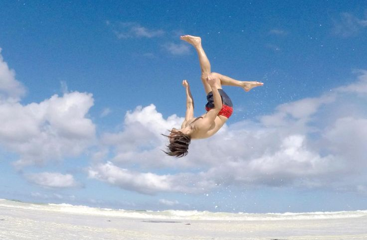 #GoPro video #camera used to shoot extreme sports around the world!