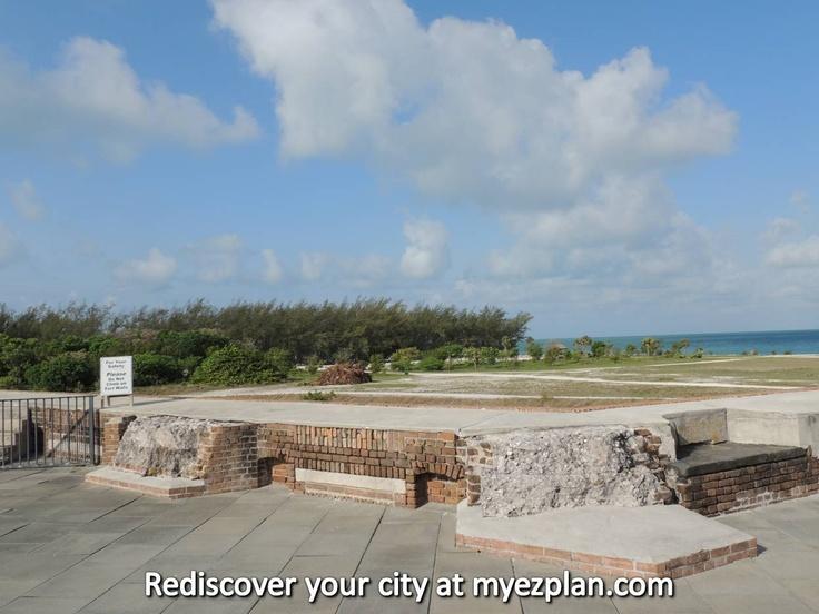 Fort Zachary Taylor, Key West, FL.  www.myezplan.com