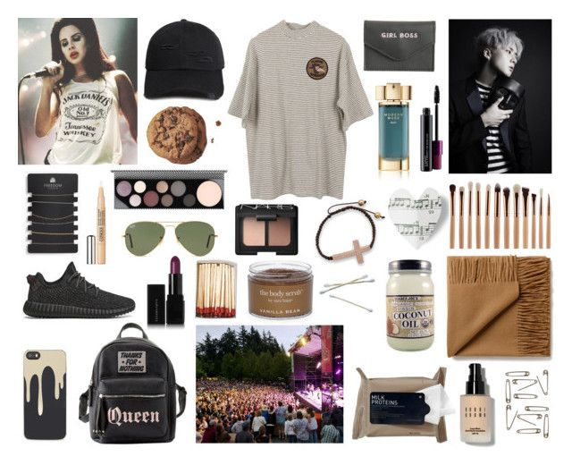 """""""Concert with Ravi"""" by amyliannebarlow ❤ liked on Polyvore featuring adidas Originals, Rosanna, Topshop, 21 Men, Zero Gravity, Charlotte Russe, Illamasqua, Clinique, MAC Cosmetics and Ray-Ban"""
