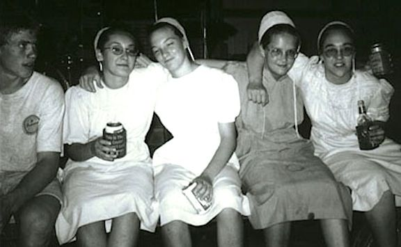 Rumspringathe Amish Teens Go Nuts I AM STRANGELY
