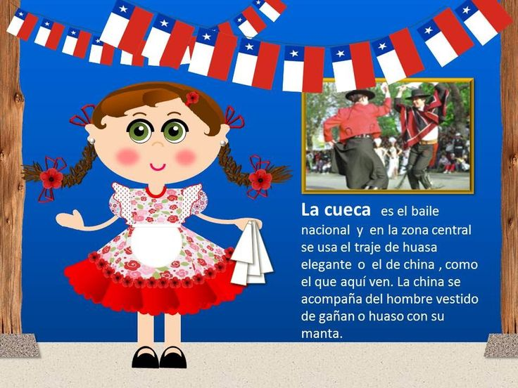 CHILE - FIESTAS PATRIAS 2015 -  CHILE LINDO - VIDEOS PARA NIÑOS